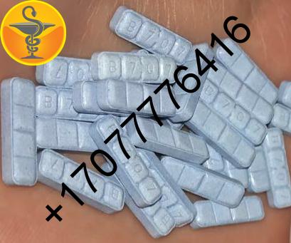 blue xanax bars b707 2mg