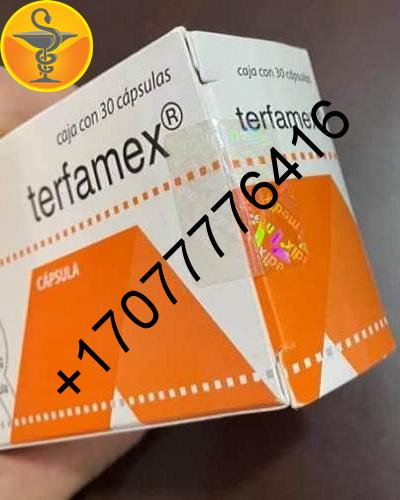 Terfamex 30 mg Box with 30 CAPSULES